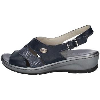 Schuhe Damen Sandalen / Sandaletten Florance 22635 Blau