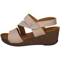 Schuhe Damen Sandalen / Sandaletten Florance 22240-1 Rot