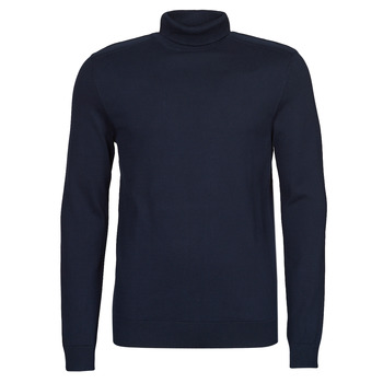 Kleidung Herren Pullover Selected SLHBERG Marine