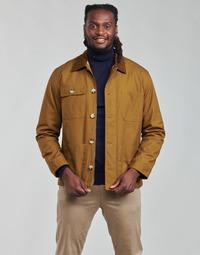 Kleidung Herren Jacken Selected SLHSUST Braun