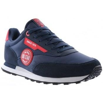 Schuhe Herren Sneaker Low Big Star HH174252 Dunkelblau