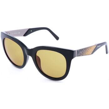 Uhren & Schmuck Damen Sonnenbrillen Swarovski - SK0126 Schwarz