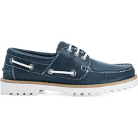 Schuhe Damen Bootsschuhe Seajure Bootsschuhe Sibang Marineblau