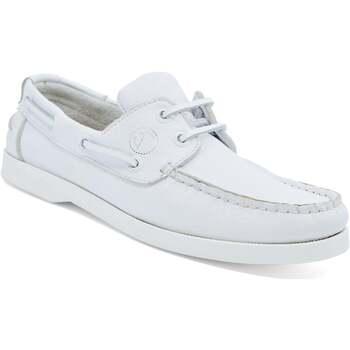 Schuhe Damen Bootsschuhe Seajure Bootsschuhe Shoal Weiß