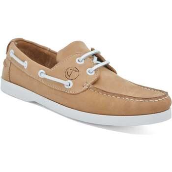 Schuhe Damen Bootsschuhe Seajure Bootsschuhe Noordhoek Kamel