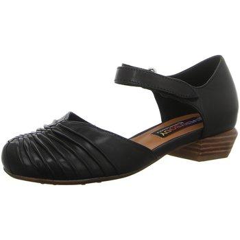 Schuhe Damen Ballerinas Everybody 16047L2296 schwarz