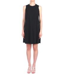 Kleidung Damen Kurze Kleider Rrd - Roberto Ricci Designs 21663 Kurz Damen Schwarz Schwarz