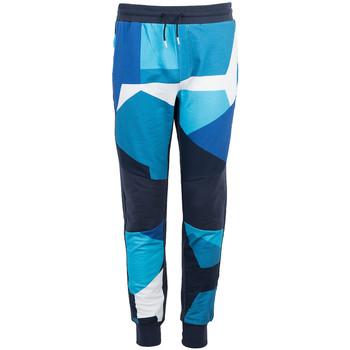 Kleidung Herren Jogginghosen Bikkembergs  Blau