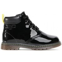 Schuhe Kinder Boots Big Star GG374075 Schwarz