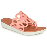 Schuhe Damen Zehensandalen FitFlop ELODIE Rose