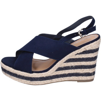 Schuhe Damen Sandalen / Sandaletten Sprox BH227 Blau