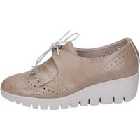 Schuhe Damen Derby-Schuhe Comart BH233 Beige
