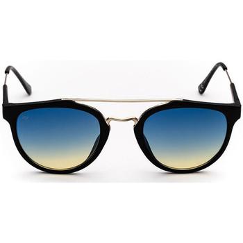 Uhren & Schmuck Sonnenbrillen Sunxy Kapas Schwarz