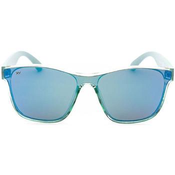 Uhren & Schmuck Sonnenbrillen Sunxy Cocoa Blau