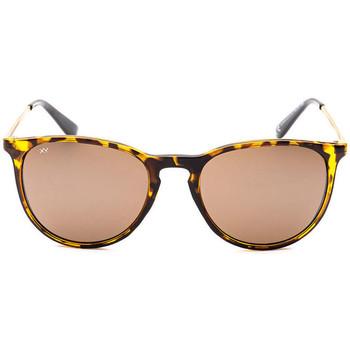 Uhren & Schmuck Damen Sonnenbrillen Sunxy Wake Braun