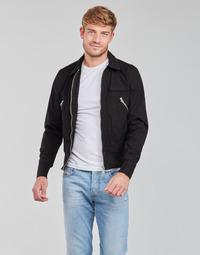 Kleidung Herren Jacken Schott FORREST Schwarz
