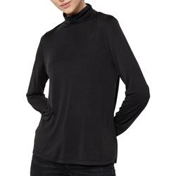 Kleidung Damen Langarmshirts Pieces 17106019 Schwarz