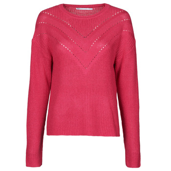 Kleidung Damen Pullover Only ONLTRIXIE Rose