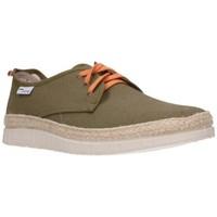 Schuhe Herren Leinen-Pantoletten mit gefloch Potomac 156 Hombre Kaki vert