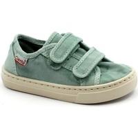Schuhe Kinder Sneaker Low Cienta CIE-CCC-83777-164-1 Verde