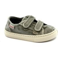 Schuhe Kinder Sneaker Low Cienta CIE-CCC-83777-170-1 Grigio