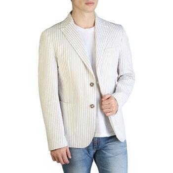 Kleidung Herren Jacken / Blazers Yes Zee - g501_db00 Braun