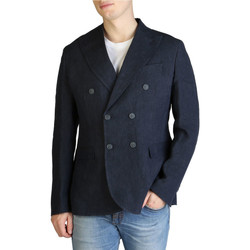 Kleidung Herren Jacken / Blazers Yes Zee - g500_da00 Blau
