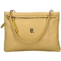 Taschen Damen Geldtasche / Handtasche Bruno Rossi ML19 GELB