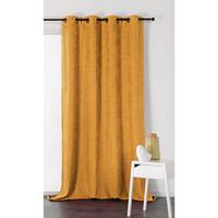 Home Vorhänge, Jalousien Linder ALASKA Gelb / Orange