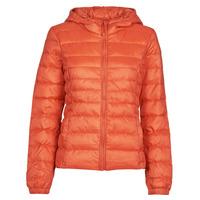 Kleidung Damen Daunenjacken Only ONLTAHOE Orange