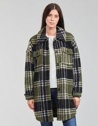 Kleidung Damen Jacken / Blazers Only ONLNEWCAMILLA Kaki / Schwarz