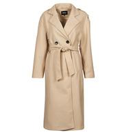 Kleidung Damen Trenchcoats Only ONLEMMA Beige