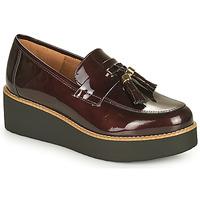 Schuhe Damen Slipper Fericelli JOLLEGNO Bordeaux