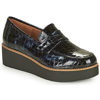 Schuhe Damen Slipper Fericelli PARNILLA Marine