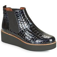 Schuhe Damen Boots Fericelli LORNA Marine