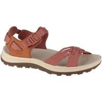 Schuhe Damen Sandalen / Sandaletten Keen Wms Terradora II Open Toe Rosa