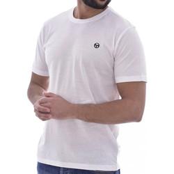 Kleidung Herren T-Shirts Sergio Tacchini ST-103.10007 Weiss