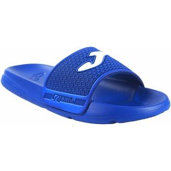 Schuhe Mädchen Pantoletten Joma Insel Junior 2104 blau Blau