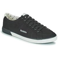 Schuhe Herren Sneaker Low Redskins SABARI2 Schwarz / Weiss