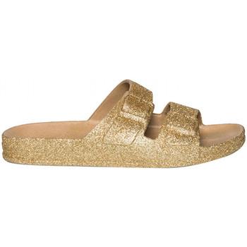 Schuhe Damen Pantoffel Cacatoès Trancoso Gold