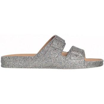 Schuhe Damen Pantoffel Cacatoès Trancoso Beige