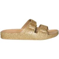Schuhe Kinder Pantoffel Cacatoès Trancoso Gold