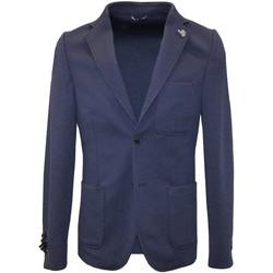 Kleidung Herren Jacken Daniele Alessandrini  Blau