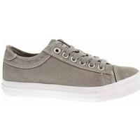 Schuhe Damen Sneaker Low Lee Cooper LCWL2031013 Grau