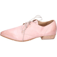 Schuhe Damen Derby-Schuhe Moma BH296 Pink
