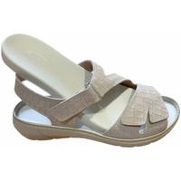 Schuhe Damen Sandalen / Sandaletten Calzaturificio Loren LOQ6973bei blu
