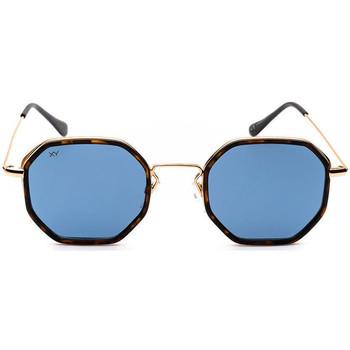 Uhren & Schmuck Sonnenbrillen Sunxy Leucade Blau