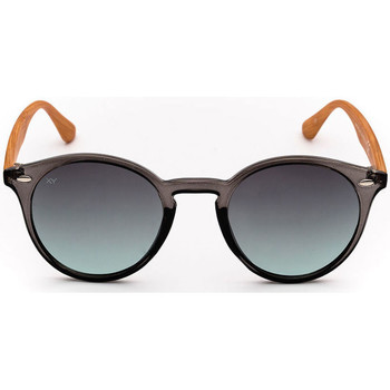 Uhren & Schmuck Sonnenbrillen Sunxy Pantelaria Schwarz