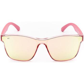 Uhren & Schmuck Damen Sonnenbrillen Sunxy Cocoa Rose