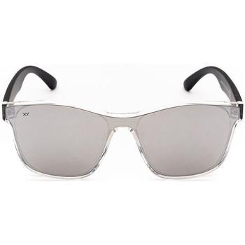 Uhren & Schmuck Damen Sonnenbrillen Sunxy Cocoa Grau